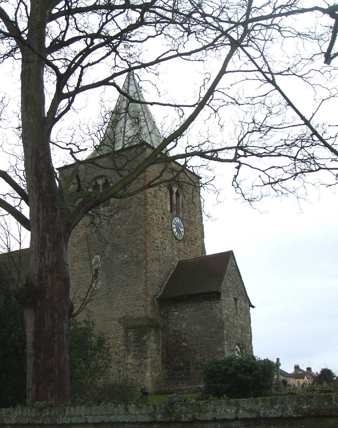 Great Wakering church