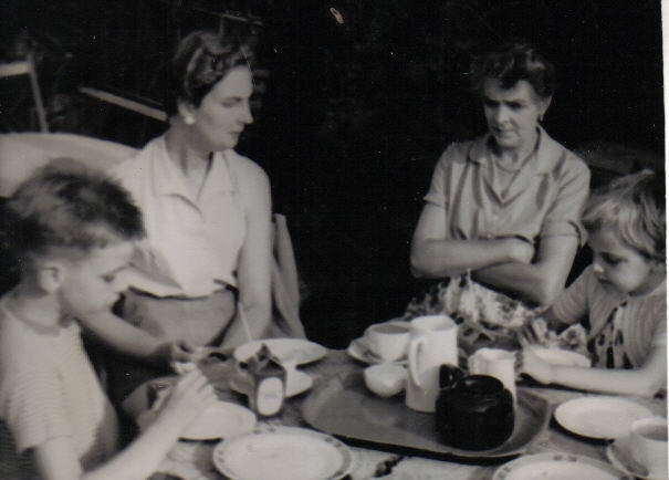 Family group 1959